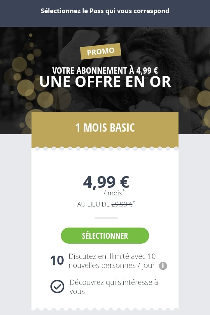 code promo meetic gratuit)