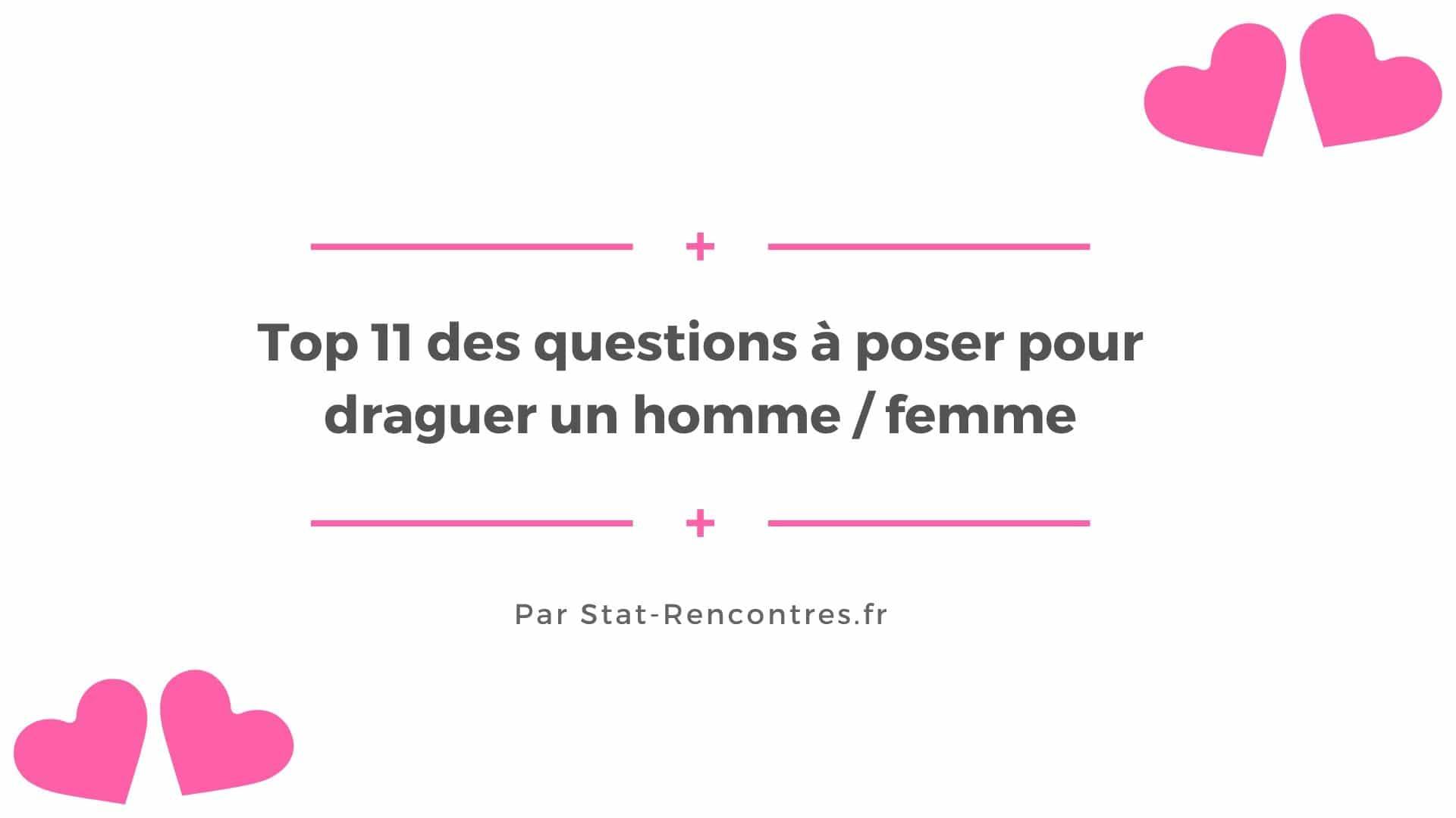 30 Questions à poser à une fille qui vous plait - Gulamour